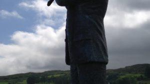 Francis O'Neill Statue